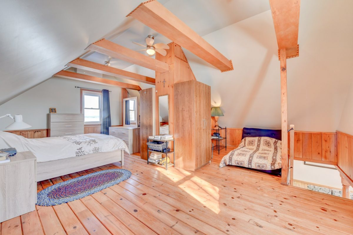 Chambre à coucher principale
