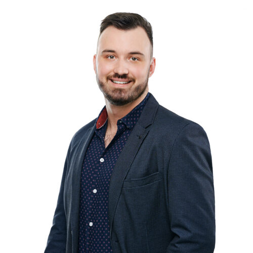 Joey Cyr_Courtier Immobilier_Sherbrooke